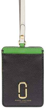 Marc Jacobs Snapshot Long Strap Leather Commuter Card Case