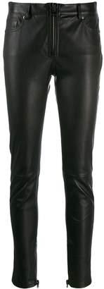Tom Ford Skinny leather biker trousers