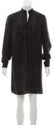 Derek Lam Casual Long Sleeve Dress