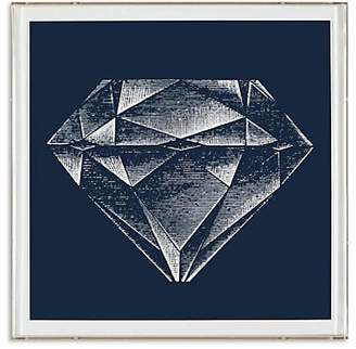 Dacor Natural Curiosities Framed Diamond Solitaire Print