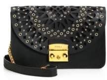 Furla Metropolis Bolero Small Leather Shoulder Bag