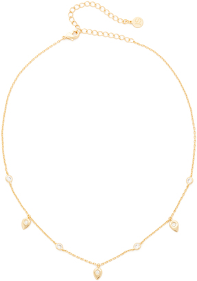 Jules Smith Arya Necklace $45 thestylecure.com