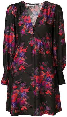 McQ floral printed dress