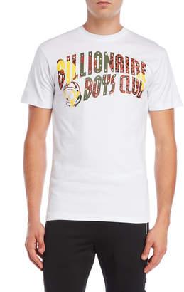 Billionaire Boys Club Camo Arch Logo Tee