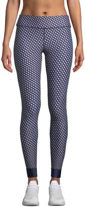 The Upside Kravat Printed Yoga Pants