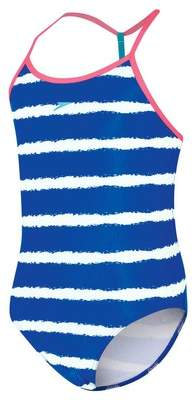 Speedo Girl's Coast Y Back Swimsuit
