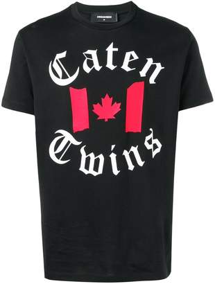 DSQUARED2 Caten Twins T-shirt