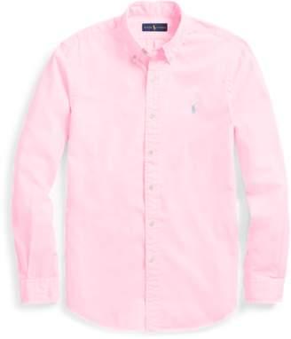 Ralph Lauren Classic Fit Cotton Twill Shirt