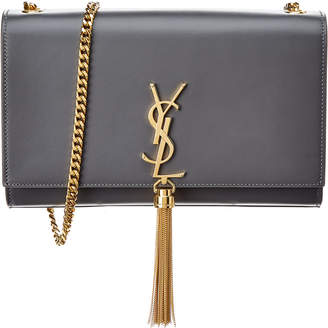 Saint Laurent Kate Tassel Medium Leather Shoulder Bag