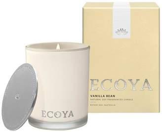 Ecoya Vanilla Bean Madison Jar Candle 400g