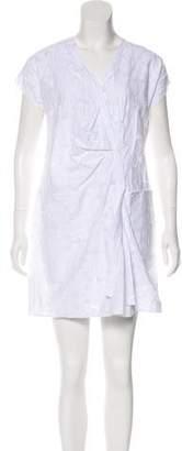 Marni Cutout Mini Dress