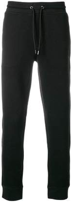 Emporio Armani straight leg track pants