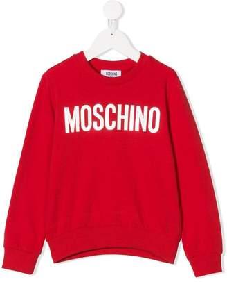Moschino Kids printed logo T-shirt