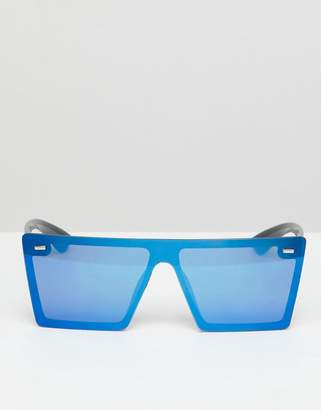 7x Futuristic Square Sunglasses