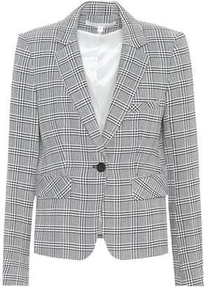 Veronica Beard Leo long-sleeved schoolboy jacket