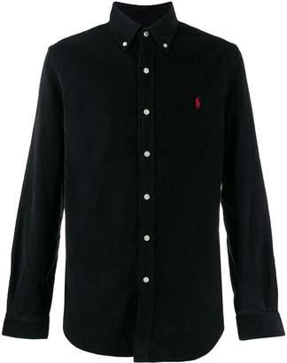 Ralph Lauren long sleeved corduroy shirt