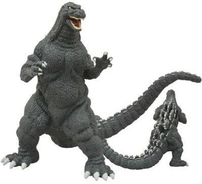 1989 Godzilla 12-Inch Vinyl Figure Bank