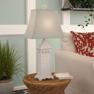 Beachcrest Home Carlena Nautical Theme 29 Table Lamp