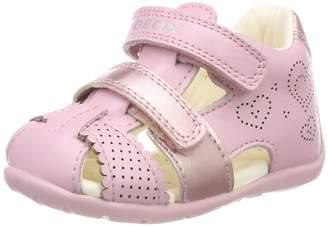 Geox Girl's B Kaytan Girl Sneakers