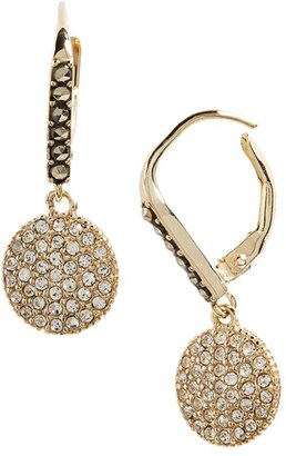 Women's Judith Jack Round Drop Earrings $88 thestylecure.com