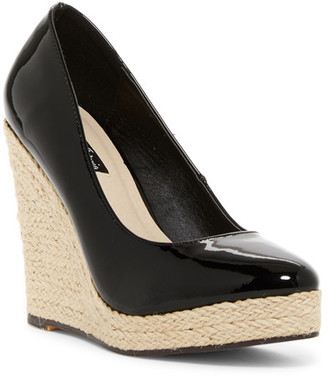 Michael Antonio Anabel Platform Wedge Pump $59 thestylecure.com