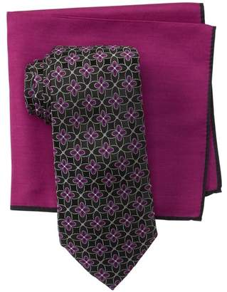Ted Baker Flower Lattice Tie Set