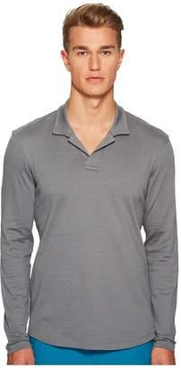 Orlebar Brown Massey Slub Polo Men's T Shirt