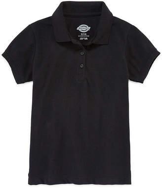 Dickies Short-Sleeve Performance Polo Shirt - Preschool Girls 4-6x