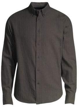 Rag & Bone Tomlin Check Button-Down Shirt