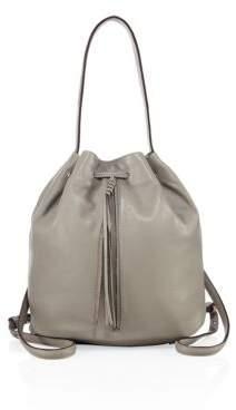 Elizabeth and James Finley Sling Leather Bucket Bag