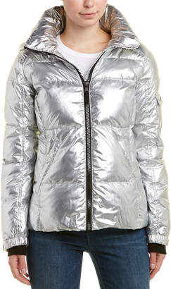 S13 Metallic Kylie Jacket