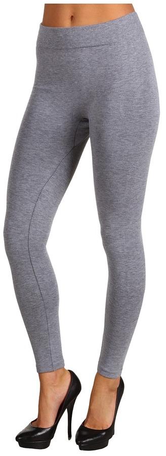 Gabriella Rocha - Carmene Fleece Legging (Heather Grey) - Apparel