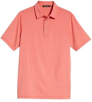 Bugatchi Stretch Knit Polo
