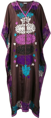 P.A.R.O.S.H. embroidered dress