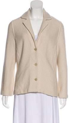 Loro Piana Cashmere & Silk-Blend Blazer