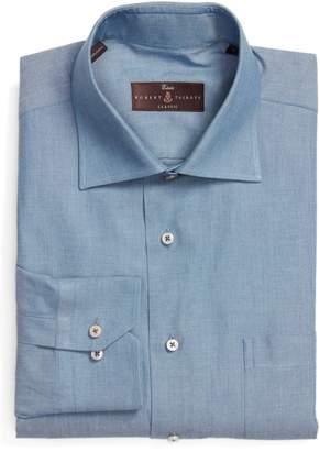 Robert Talbott Classic Fit Oxford Dress Shirt