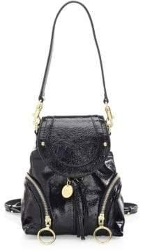 See by Chloe Mini Olga Leather Backpack