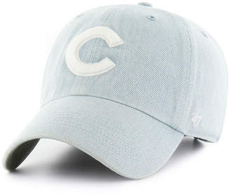 '47 Chicago Cubs All Denim Clean Up Cap