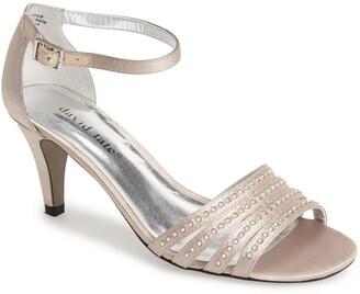 David Tate 'Terra' Ankle Strap Sandal