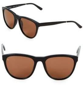 Passenger 52MM Square Sunglasses