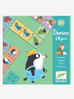Vertbaudet Animal Dominoes, by DJECO