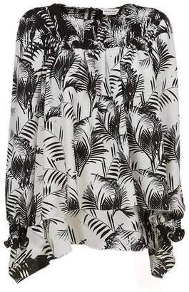 Sonia Rykiel Sonia By  Bamboo Blouse