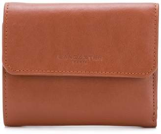 Lancaster small flap wallet