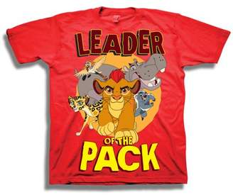 """Disney The Lion Guard Toddler """"Leader of the Pack"""" Short Sleeve T-Shirt"""