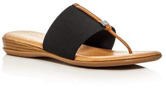 Andre Assous Nice Thong Sandals