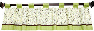 Disney Winnie-The-Pooh My Friend Pooh Colorblocked Floral-Print Window Valance Bedding