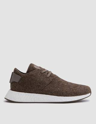 Wings + Horns Adidas X Wings+Horns wings+horns NMD C2 in Simple Brown