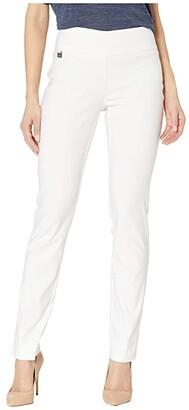 Lisette L Montreal Solid Magical Lycra Slim Pants