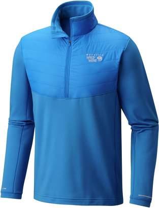 Mountain Hardwear 32 Degree Insulated Fleece Jacket -1/2-Zip - Men's