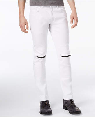 INC International Concepts Men's Skinny-Fit Stretch Jeans, Created for Macy's